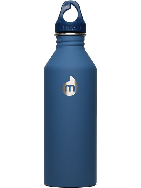 MIZU M8 - Gourde - with Blue Loop Cap 800ml bleu